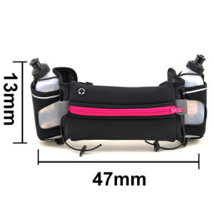 Water Bottles Outdoor Gym Sport Waist Bag pictures & photos