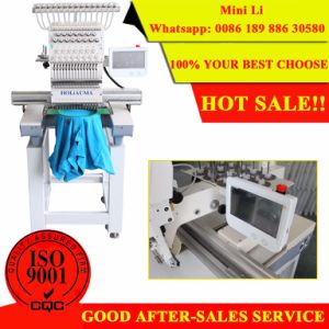 Holiauma Feiya Type 1 Head Embroidery Machine with Dahao System Embroidery Machine pictures & photos