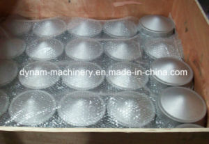 OEM LED Street Light Pole Cover Aluminium Alloy Die Casting Parts Shell pictures & photos