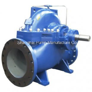 Split Casing Double Suction Horizontal Centrifugal Water Pump pictures & photos