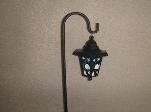 Metal Solar Light for Garden Decoration pictures & photos