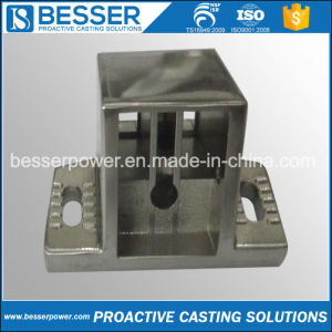 35mn2 Low Carbon Steel 316 Stainless Steel Metal Casting Supplier