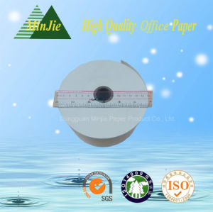 Bank ATM Machine Special Use Blank Form Billing Thermal Paper Roll pictures & photos