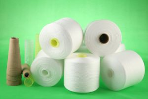 Dyed Spun Polyester Sewing Thread Yarn pictures & photos