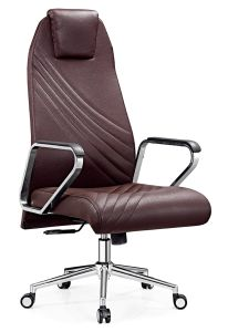 Modern Black Boss Executive PU Leather Recliner Chair pictures & photos