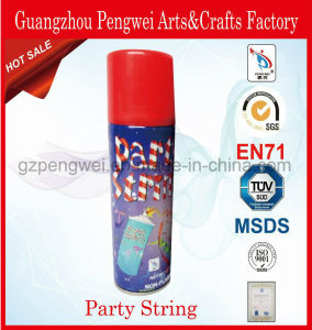 Non-Flammable and Eco-Friendly Party Streamer for Christmas Decorations pictures & photos