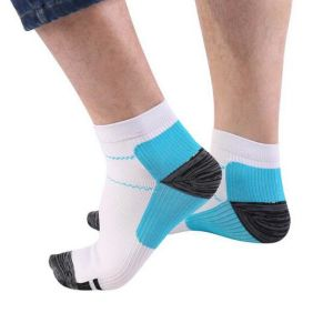 Foot Compression Socks for Plantar Fasciitis Heel Spurs Pain Casual Sock for Men and Women pictures & photos