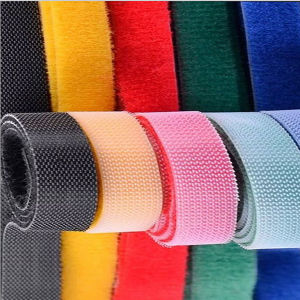 100% Nylon Hook and Loop Tape pictures & photos