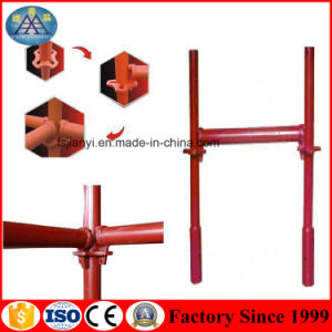 Manufacturers Building Construction Wheel Buckle Scaffold Heavy Duty Steel Quick Lock Scaffolding pictures & photos