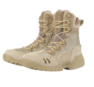 Hot Selling 2017 Military Combat Boots pictures & photos