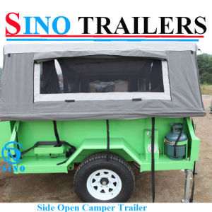 Heavy Duty Floor Camper Travel Trailers pictures & photos