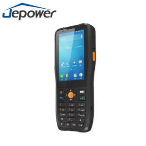 Jepower Ht380k Android PDA Hand Held Terminal Support Barcode Scanner RFID NFC Reader WiFi 4G-Lte pictures & photos