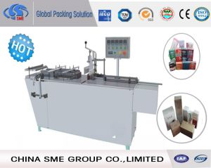 Stationery and Cosmetics BOPP Cellophane Overwrapping Packing Machine pictures & photos
