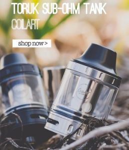 Large Stock New Coilart Toruk Mini 22mm Tank 2ml Vaporizer pictures & photos