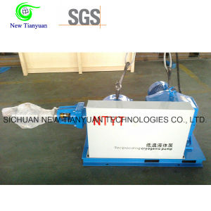 10MPa Working Pressure Liquid Natural Gas LNG Cryogenic Pump pictures & photos