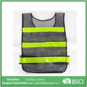 High Quality Reflective Vest Warning Reflective Safety Vest pictures & photos