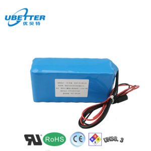 Lithium Battery for Electric Wheelchair Power Supply 24V30ah pictures & photos