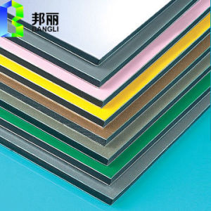 Fireproof Aluminum Composite Panels Aluminum Plastic Panel Decoration Ceiling Panel Curtain Panel pictures & photos