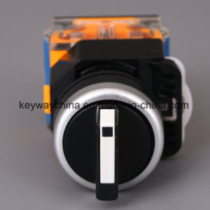 22mm Handle Type La118m Seires Pushbutton Switch pictures & photos