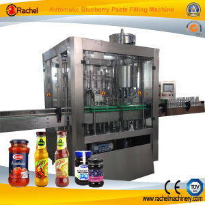 Thick Chilli Sauce Filling Capping Machine pictures & photos