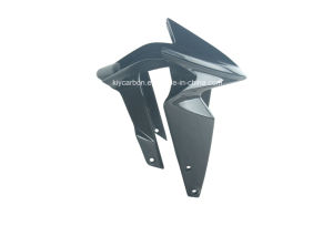 Carbon Fiber Front Fender Lower for Mv Agusta Rivale Glossy pictures & photos