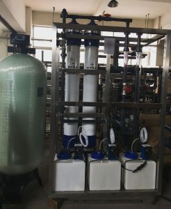 5t/H UF Mineral Water Treatment Equipment pictures & photos