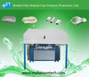 Pulp Molding Medical Care Urinal Bottle Machine (UL1350) pictures & photos