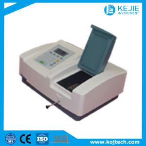 Double Beam/UV Visible Spectrophotometer pictures & photos