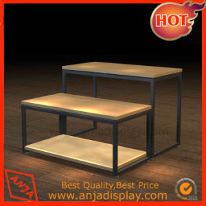 Clothes Display Table Garment Display Racks pictures & photos