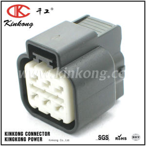 6 Hole for Cars Female Waterproof Electrical Connectors pictures & photos