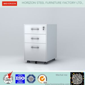 Laboratory Office Mobile Filing Cabinet Under The Table /Pedestal pictures & photos