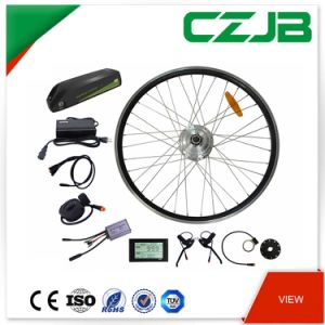 Czjb-92q 36V 350W Front Drive Electric Bicycle Conversion Kit pictures & photos
