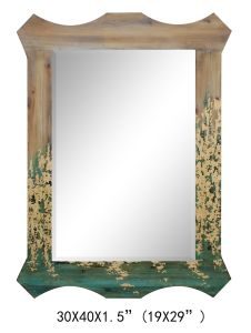 China Made 100% Handpainted Metallic Sunset Mirror (item#611701102) pictures & photos
