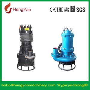 High Pressure Electric Submersible Sewage Pump for Dirty Water