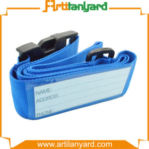 Customer Design High Quanlity Luggage Strap pictures & photos