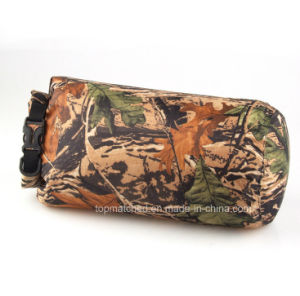 Outdoor Drifting Ultra-Light 8L Waterproof Bag Camouflage Multifunctional Waterproof Dry Bag pictures & photos