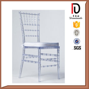 High Quality Clear Resin Tiffany Chiavari Chair for Wedding pictures & photos
