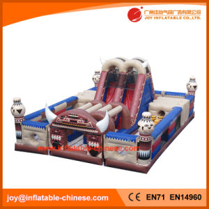 Inflatable Jumping Bouncy Toy/ Inflatable Amsuement Park (6-208) pictures & photos