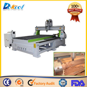 Dek- 1325 CNC Wood Engraving Router Machine with Routary Device pictures & photos