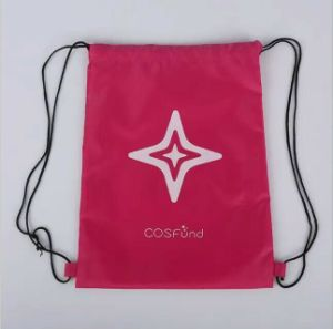 Non-Woven Sling Bag /Drawstring Bag for Promotion Gift Sb-001 pictures & photos