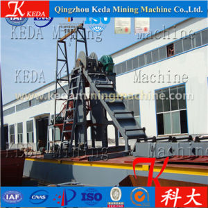 Gold Dredger Bucket Type pictures & photos
