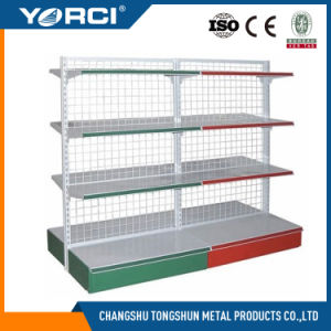 Netting Wire Supermarket Shelf pictures & photos