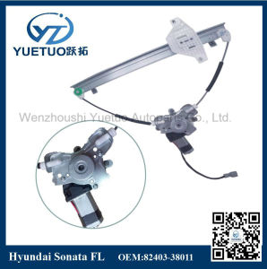 Auto Electric Window Regulator for Sonata Front Left 82403-38011 pictures & photos