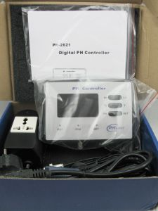 High Accuracy Online Digital Chemical pH Meter with Replaceable pH Electrode (pH-2621) pictures & photos