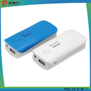 Wholesales 5200mAh Portable Mobile Power Bank for iPhone & Android pictures & photos