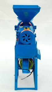 Compact Family Use Rice Mill Machinery pictures & photos