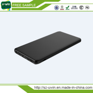 Rechargeable 5000mAh Slim Credit Card Portable Powerbank Mini Power Bank pictures & photos