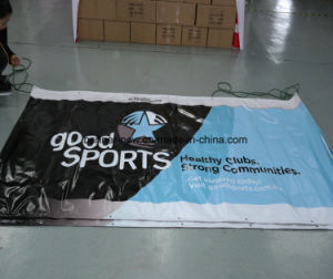 13oz High Resolution Outdoor Advertising Vinyl PVC Banner (SS-VB102) pictures & photos