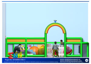 Mini Toddler Playground Equipment with High safety pictures & photos