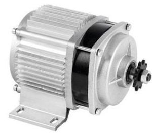 BLDC Gearmotor (500W)